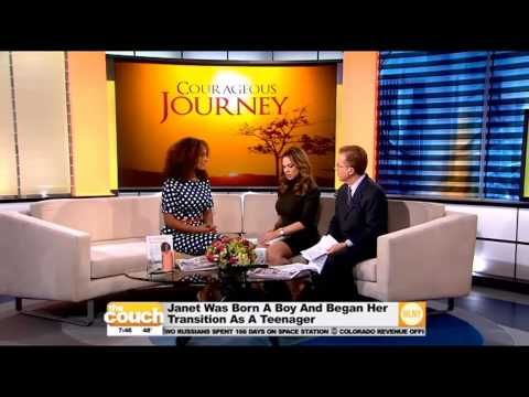 Janet Mock Opens Up About Her Courageous Journey