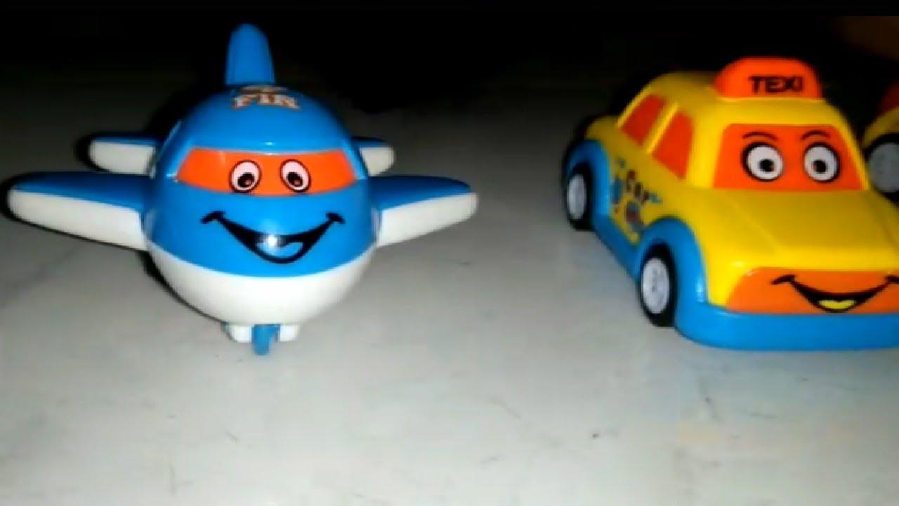Surya Toys, Chotu Ke Khilone, Toddlers Cars Bus Tractor Colorful Learning Balls, Chotu Dada Comedy