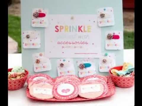 baby sprinkle ideas