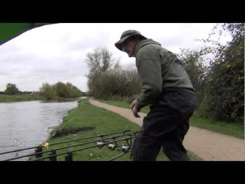 The River Cam Revisited Part two - Carp Fishing