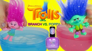 DREAMWOKS TROLLS MOVIE 2016 Poppy & Branch Co...