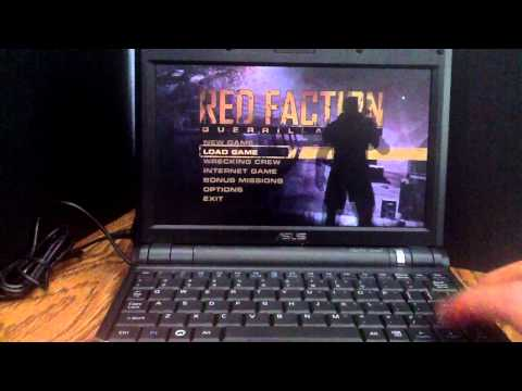Onlive Gaming with a $150 Netbook using WiFi : Consoles? We Don't Need No Stinking Consoles!