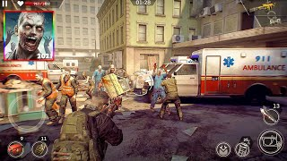Left to Survive: Dead Zombie Shooter & Apocalypse | Android / iOS - Gameplay! 2021 screenshot 3