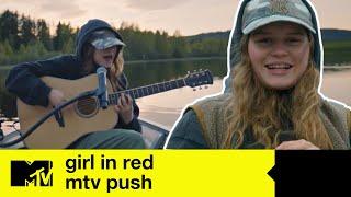 YouTube動画:Girl In Red Talks School, Songwriting & Self Care (MTV Push) | MTV Music