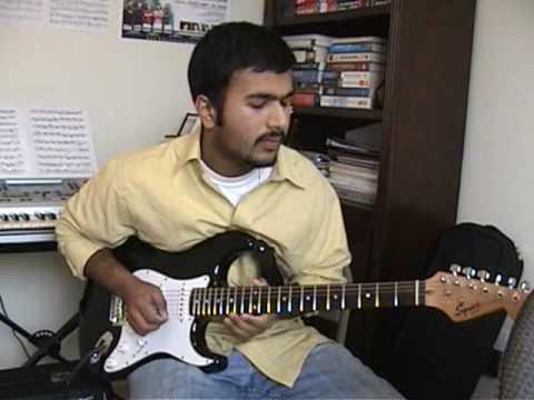 Chella Katte (Guitar Solo)- Shebin K. George