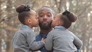 Melanated Men Taking Their Fatherhood