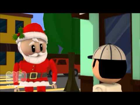 Fuck you mean (Christmas Edition) Santa vs Lil jon jon