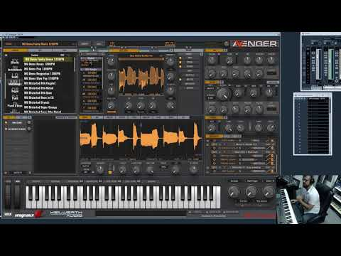 Vengeance Producer Suite Avenger: New 1.5.0 Update Features - Long Video