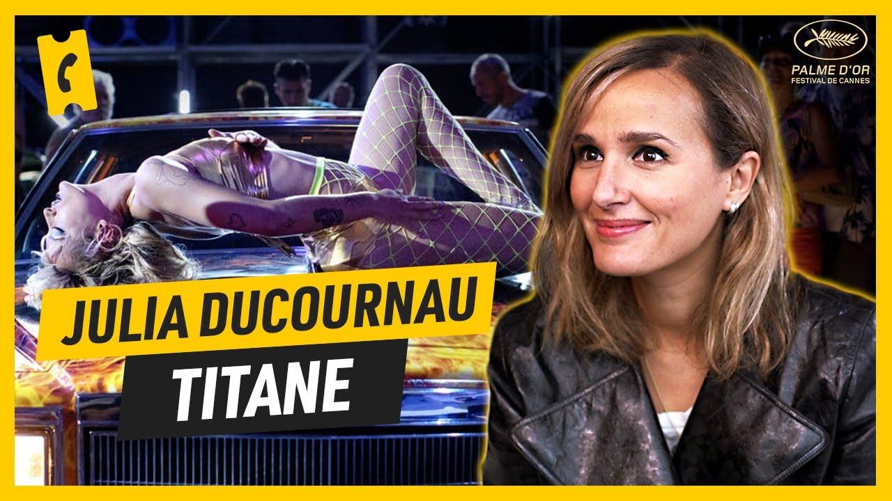 Titane : la Palme d'Or historique de Julia Ducournau