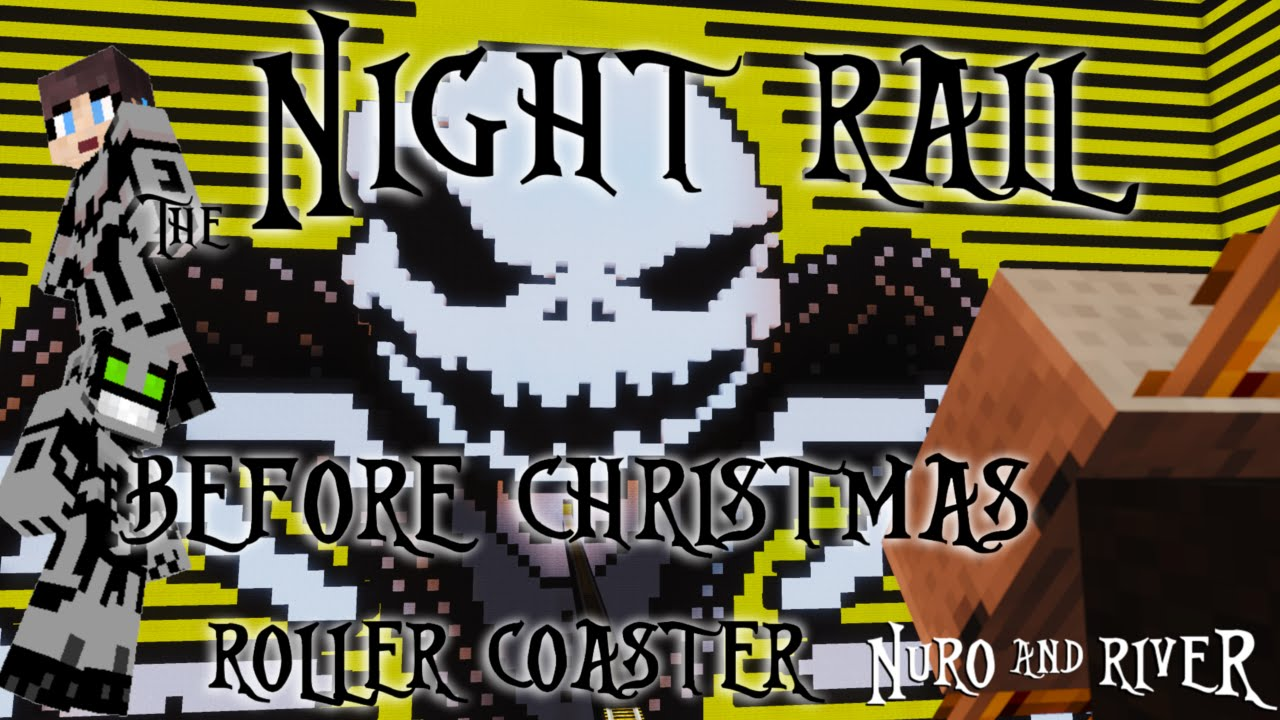 The Night Rail Before Christmas: A Nightmare Before Christmas ...