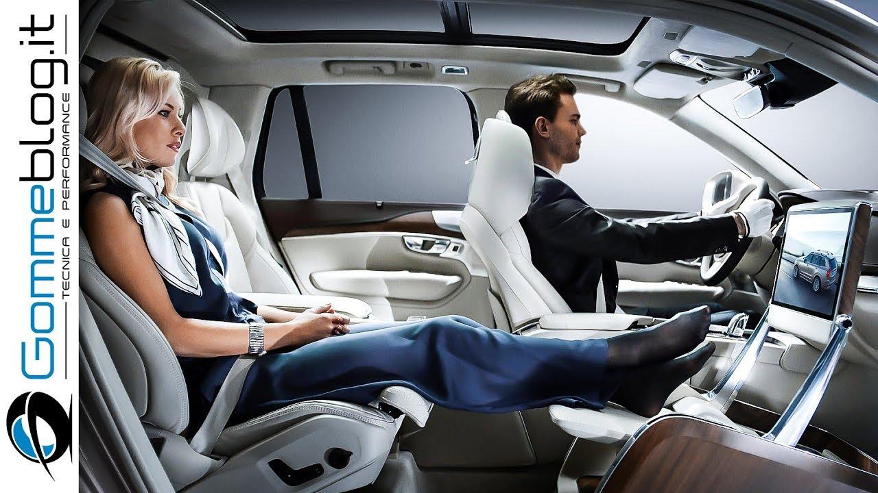 2018 Volvo Xc90 Excellence Interior Top Luxury Suv
