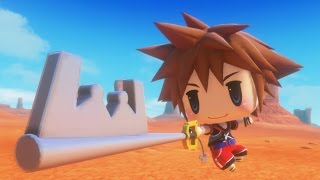 World of Final Fantasy: Sora Champion Summon DLC (1080p)