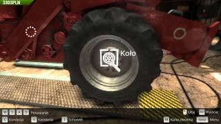 Mechanik Maszyn Rolniczych 2015 - zlecenie 18 - przegląd kombajnu