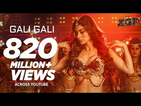 KGF: Gali Gali Video Song | Neha Kakkar | Mouni Roy | Tanishk Bagchi | Rashmi Virag | T-SERIES