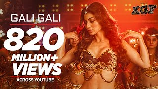 Kgf Gali Gali Video Song  Neha Kakkar  Mouni Roy  Tanishk Bagchi  Rashmi Virag  T-series