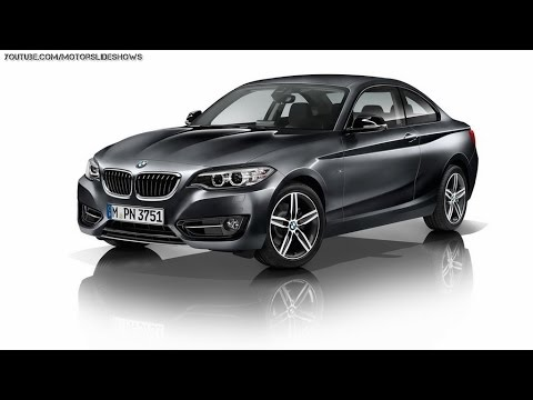 2016 BMW 2 Series Coupe With 15 Liter Three Cylinder Engine