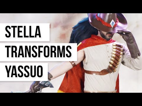 League of Legends Cosplay by Yassuo as High Noon Yasuo Highlights - Stella Transforms
