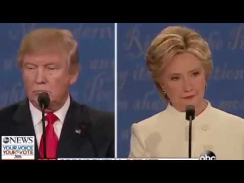ELECTION DAY 2016 (Two Lousy Candidates) - Mrs.Robinson PARODY