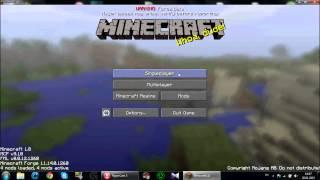 Minecraft   1.8.1 Mod Nasıl Yüklenir? (Forge) - Lucky Block!
