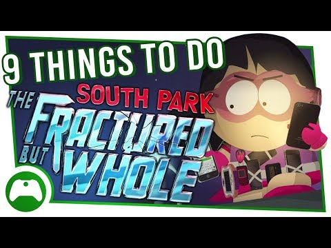 9 Dumb Things You Must Do In South Park: The Fractured But Whole
