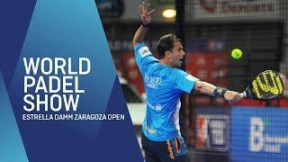 World Padel Show en el Estrella Damm Zaragoza Open 2018 | World Padel Show