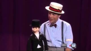 04-05-13 Nurses Ball, Mac & Mr. Marbles