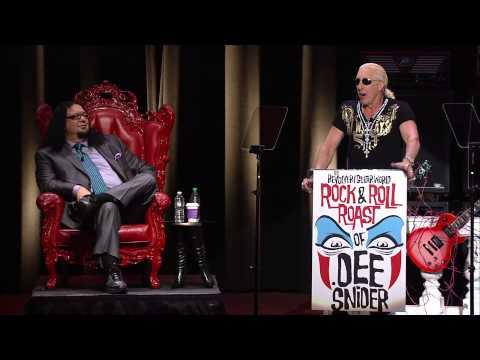 Rock n Roll Roast of Dee Snider - Dee Gets Revenge!