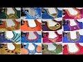 75 Easy Blouse Back Neck Designs Images 2018