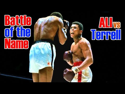 Ali vs Terrell, Battle of the Name