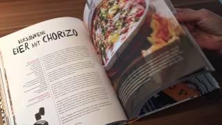 Nicole Stich - Reisehunger Kochbuch Rezension