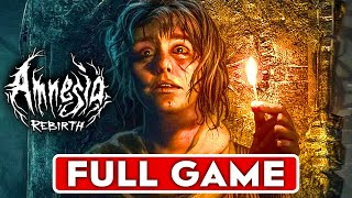 AMNESIA REBIRTH Gameplay Walkthrough Part 1 FULL GAME [1080P 60FPS PC] - No Commentary