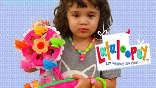 Lalaloopsy Jewelry Maker Playset from MGA Entertainment - itsplaytime612