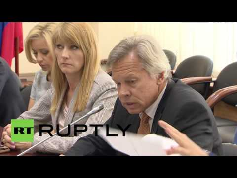Russia: Lifting sanctions would assist Russian reconciliation with PACE - Pushkov
