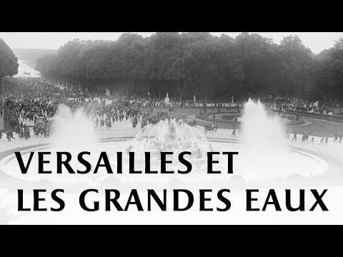 Versailles à travers les Grandes Eaux