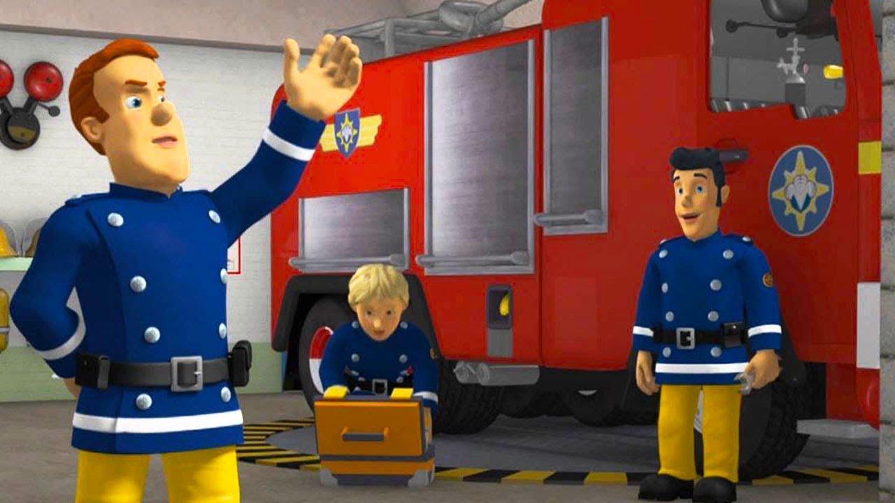 Sam le pompier francais sam est en danger pisode - Photo sam le pompier ...