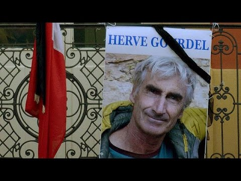 'Cruel and cowardly' France in shock at jihadist murder of Hervé Gourdel