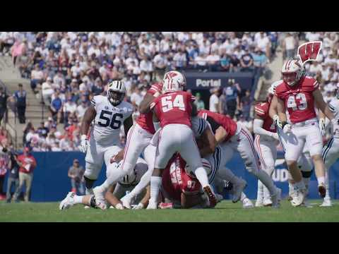 Wisconsin vs BYU Highlights
