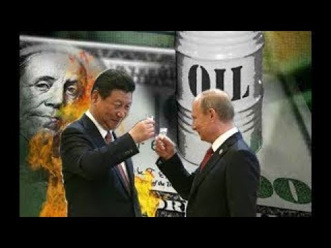 Russia & China Declare All Out War on U.S Petro dollar Timeline to Dollar Collapse