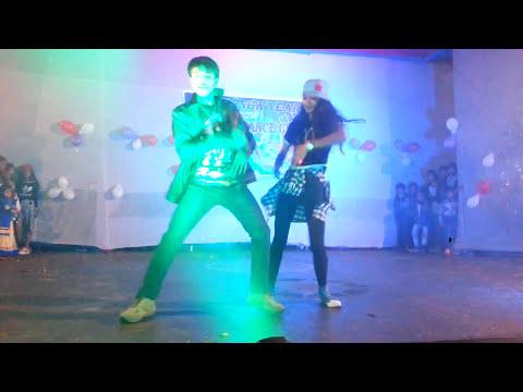 Old is Gold Rafta Rafta Dekho Aankh Meri Ladi hai Dance By Rohit Aryan & Roshni+Ankita+Neha RRDC2018