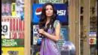 Eva Longoria Pepsi Commercial FULL w/ interview