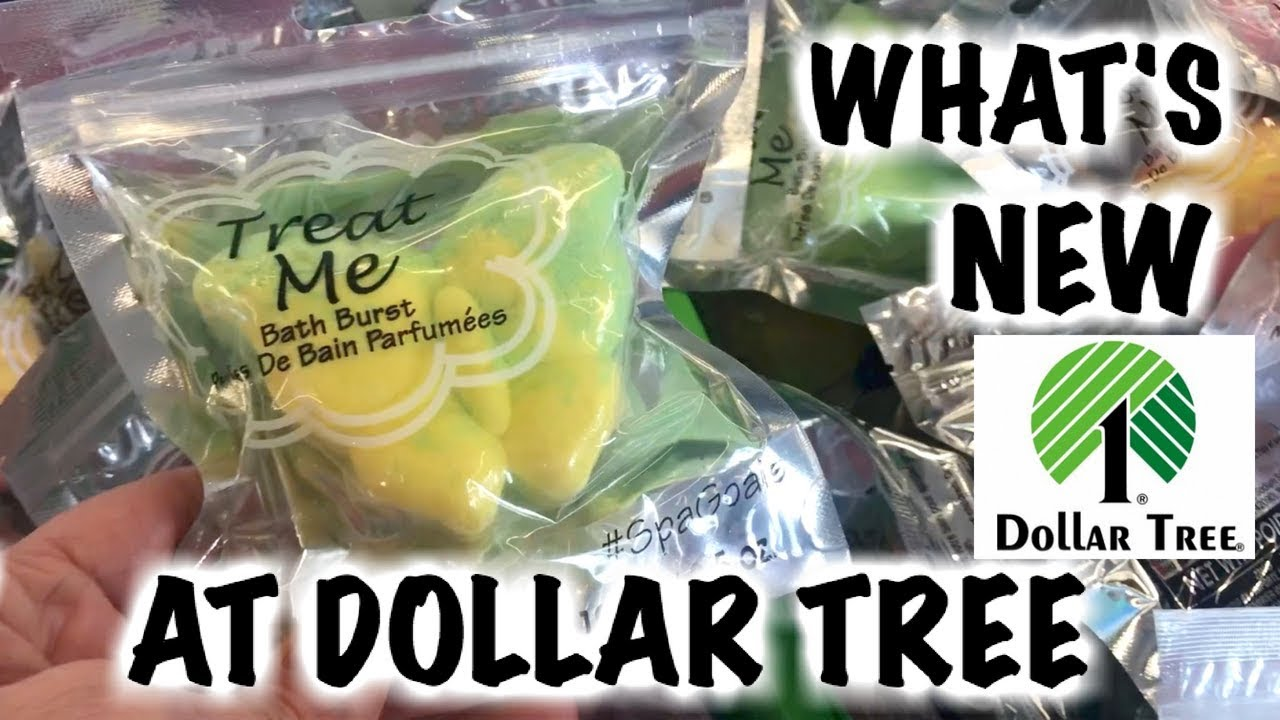 What\'s New In My Dollar Tree May 2018 - YouTube