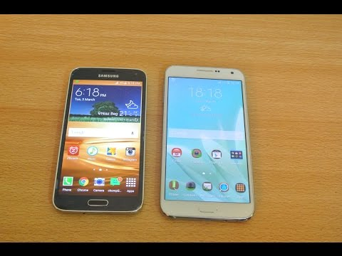 Samsung Galaxy E7 vs Samsung Galaxy S5 - Full Comparison HD