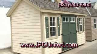 "Shed Video 10 -- ""the Cape"" Jpd United Farmingdale New York (ny)"