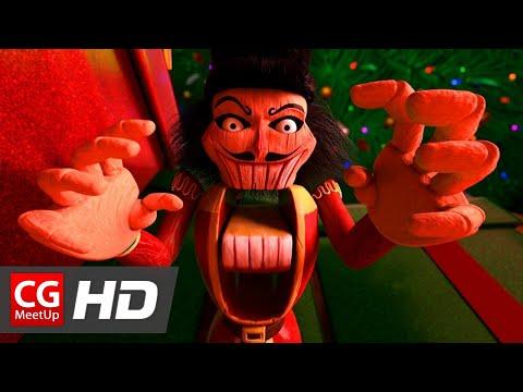 "CGI Animated Short Film ""Nutty Christmas"" by Kyoyoung Na and Yoon-Sun Hyun   CGMeetup"