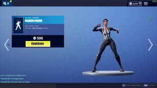 Cheerleading Tanz | Marshmello Sets| NFL American Football Skin| Emote Fortnite ItemShop 03.02.2019