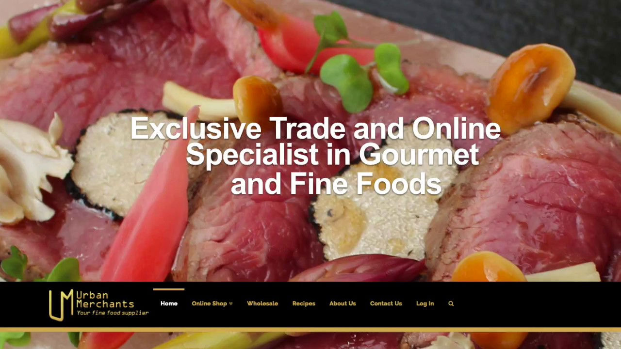 Urban Merchants | Premier Gourmet & Fine Food Supplier | Shop Online