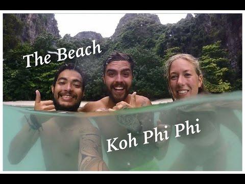 The Beach: phi phi islands