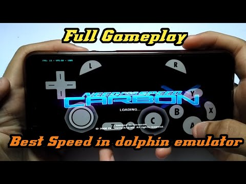 Nees For Speed Carbon Dolphin Emulator