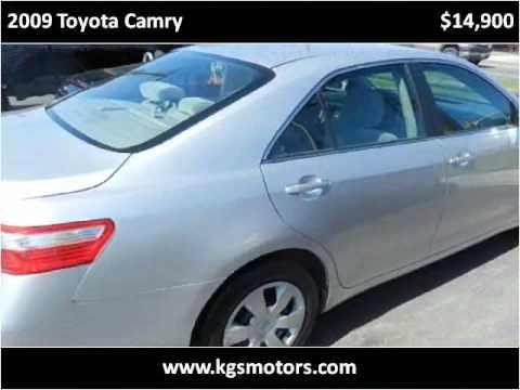 2009 Toyota Camry Used Cars New Braunfels San Antonio