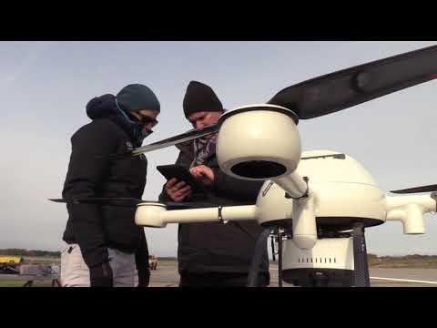 Microdrones LiDAR 2018 Teaser